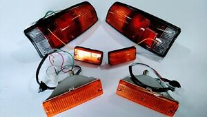 Isuzu Pickup Truck Faster  Kb21 26 Luv  Tail Lamp Light set of lights