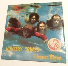 NURSERY CRIMES Eleanor Rigby CD EP 1991 oz punk Russell Hopkinson you am i