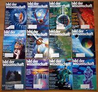 12x Bild der Wissenschaft 1982 1-12 Jahrgang Sammlung Zeitschrift Science Hefte