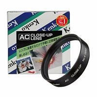 Kenko lens filter AC close-up lens No.4 52mm For proximity photography 352090