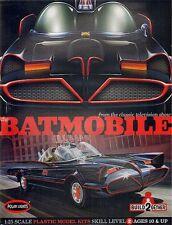 Polar Lights 1/25 Batmobile 2 Pack # 907