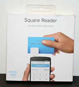 Square - Magstripe Reader with 3.5mm Headphone Connector - White