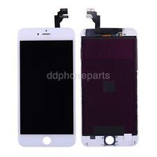 """LCD Display Touch Screen Digitizer + Frame Assembly For iPhone 6 Plus 5.5"""" White"""