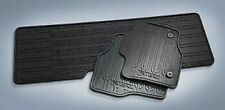 Genuine Ford F-150 Floor Mats Liners Tray Style 3 Piece SuperCab FL3Z1813300BA