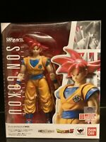 DRAGON BALL Z Super Bandai S.H. Figuarts Goku Super Saiyan God