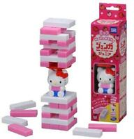 h40409 Sanrio Hello Kitty figure Toy Party Game Jenga from Japan