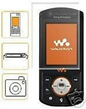 LCD Screen Protector for Sony Ericsson W900i