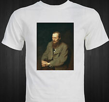 Dostoevsky - Famous Russian Writer - Classic Russian Literature T-shirt