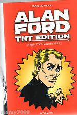 ALAN FORD=TNT EDITION=MAGGIO 1969-DIECEMBRE 1969=RISTAMPA DEI PRIMI 8 NN=984 PAG