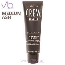 AMERICAN CREW 5 Minute Color Process For Men Precision Blend Camo For Grey Hair