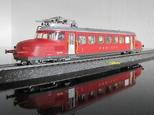 """Märklin 37868 SBB Serie RBe 2/4 Schnelltriebwagen """"Roter Pfeil"""", neu in OVP"""