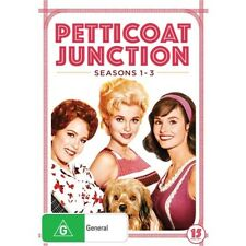 Petticoat Junction Seasons 1-3 DVD ( 15 Disc Set ) BRAND NEW REGION 4