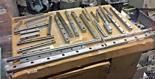 Lot THK NSK IKO  Linear Guide Rail Bearing CNC Router LOT NEW OLD STOCK