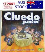 Cluedo Junior Classic Family Board Game Kid  Adult Educational Toy Party Game