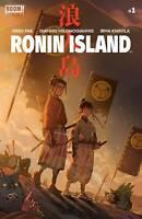 Ronin Island #1 Main Cover Boom Studios Comic 1st print 2019 unread NM