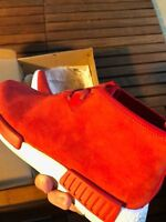 Adidas NMD Chukka Red Sneakers Size 44.5