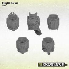 Kromlech BNIB Stygian Torsos (5) KRCB148