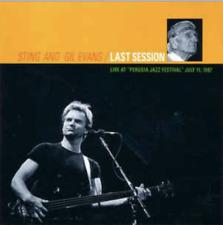 Audio CD - STING & GIL EVANS - Last Session 1987 Perugia Jazz Festival USED (VG)