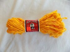Sunset Aunt Lydia's Heavy Rug Yarn 2.25 oz 70 yards 75% Rayon 25% Cotton