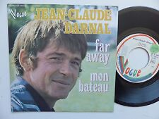 JEAN CLAUDE DARNAL Far away 45V 3005 Discotheque RTL