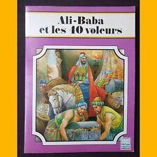 ALI-BABA ET LES 40 VOLEURS Paule Schurer J.-L. Macias sampedro 1990