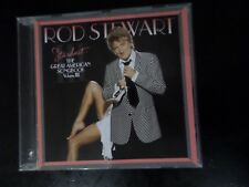 CD ALBUM -  ROD STEWART - THE GREAT AMERICAN SONGBOOK VOL III