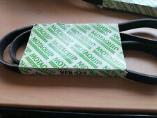 Motaquip Alternator V-Ribbed Belt VFB435 - BRAND NEW old stock