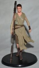 Disney Store Authentic REY FIGURINE Cake TOPPER STAR WARS PVC Toy Jedi NEW