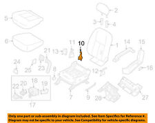 NISSAN OEM Seat Track-Recline Cover Right 874053JC9A