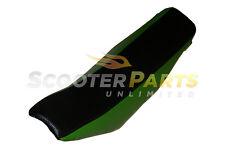 Green Black Seat Cushion Pad Assembly For 250cc Dirt Pit Bike Honda CRF250 04-09