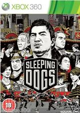 Sleeping Dogs Xbox 360  Game - IMMACULATE