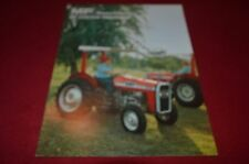 Massey Ferguson 230 245 Tractor Dealer's Brochure YABE9