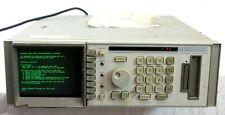 Agilent Hewlett Packard Hp 85101b Display Processor Power Tested
