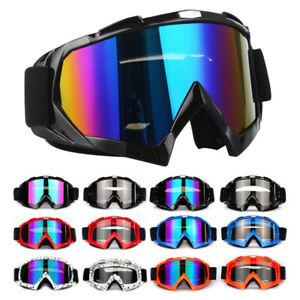 Motocross Motorbike Windproof Goggles Enduro Bike ATV MX BMX MTB QUAD Eyewear
