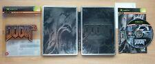 Doom 3 Limited Collector's Edition - UK PAL (English language) - XBOX