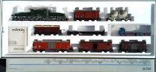 Märklin H0 26730 Locomotive électrique crocodile SBB numérique + WAGEN état neuf
