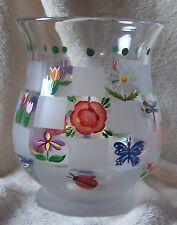 Lenox Nature's Splendor Vase New in Box