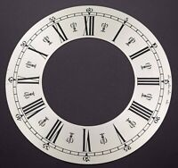 ZIFFERBLATTRING D 243 Zifferblatt Reif f Wanduhr Standuhr m. Musikwerk Uhr clock