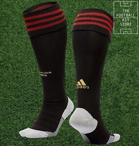 adidas Manchester United Home Socks - Man Utd Football - Youth / Mens All Sizes