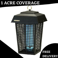 Electric Bug Zapper Outdoor Electronic Insect Killer Mosquito Fly Outdoor Lamp