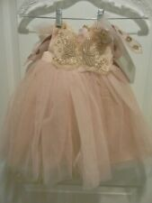Pottery Barn Kids Baby Butterfly Fairy costume 6-12 Months Halloween 2 piece