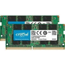 32GB (2x16GB) Crucial DDR4-2666 CL 19 SO-DIMM RAM Notebook Speicher Kit