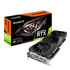 GIGABYTE GeForce RTX 2080 8gb Gaming Boost Grafikkarte