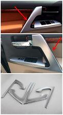 for Toyota Land Cruiser LC200 2008-2016 ABS Door Armrest Stripe Cover Trim 4pcs