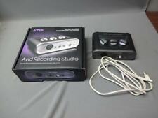 M-Audio Fast Track USB Audio Interface Avid Recording Studio