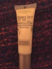 L'OREAL PARIS Visible Lift Eye Line Minimizing Concealer Neutralizer Neutral FS