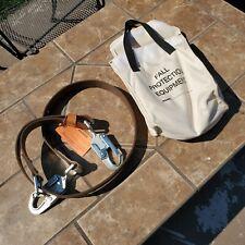 Bashlin 50 Series Neoprene Pole Safety Strap W/ Buzzline Harness Bag