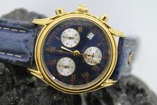 Maurice Lacroix Chronograf Quarz Perfekt 1A vergoldet