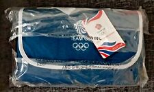 TEAM GB Official Product Large Waterproof Lined Blanket Outdoors Travel Picnic