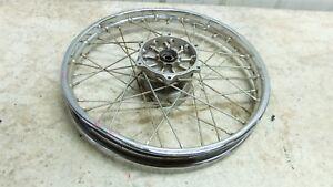 11 Yamaha XV 250 XV250 Virago V-Star front wheel rim